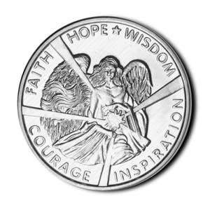 Bilde av Englemynt Englelys - Coin