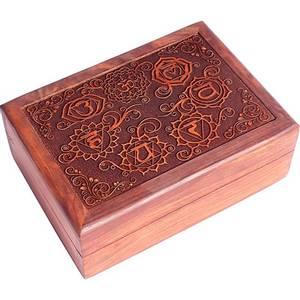 Bilde av Tarotkort eske 7 Chakras -