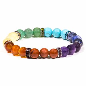Bilde av Armbånd Bracelet 7 Chakras