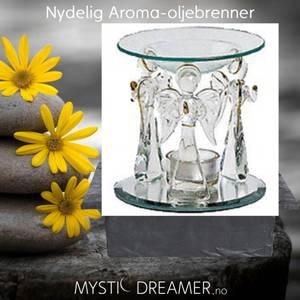 Bilde av Aromalampe Glassengler